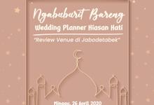 #WFH  by Hiasan Hati Wedding Planner & Organizer