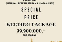 PROMO!!!! by Hiasan Hati Wedding Planner & Organizer