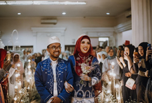 The Wedding of Tasia & Malik by Hiasan Hati Wedding Planner & Organizer