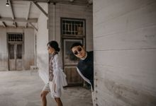 Adila & Tovan Prewedding (Hieros) by Hieros Photography
