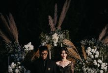 Putri & Bondan Wedding by Hieros Photography