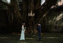 Tania & Dono Wedding by Hieros Photography