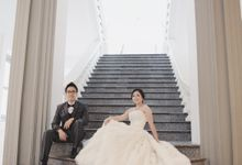 Hie & Yvonnie by VOI&VOX Photography