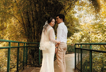 pre wedding of nadya by hifistudio