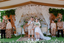 the wedding of monic by hifistudio