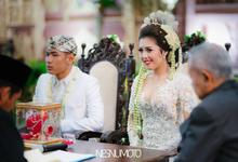 the wedding of Azmi by hifistudio