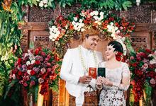 the wedding of gweta by hifistudio