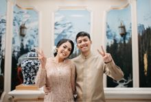 Engagement of Diandra & Alfie by Visuel Project