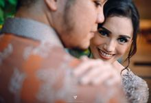 Engagement of Nabila & Adrian by Visuel Project