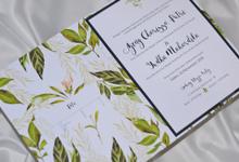 Ajeng & Yudha by Hirota Card