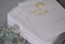 James & Ruth by Hirota Card