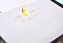 Eddy & Debby by Hirota Card