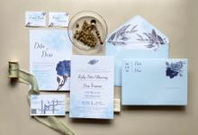 Dita & Deni by Hirota Card