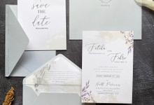 Fatiha & Fikri by Hirota Card