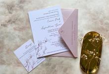 Agustina & Ivan by Hirota Card