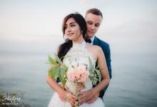 The Prewedding of Louis and Ella by Historia Bali