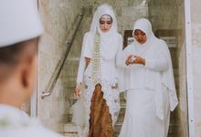 The Wedding of Dito and Sari by Historia Bali