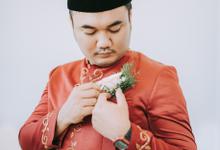 The Wedding of Prazetya & Ika Ayu by Historia Bali