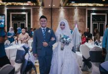 The Wedding of Dito & Sari by Historia Wedding Planner