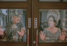 The Wedding of Dede & Rahayu by Historia Wedding Planner