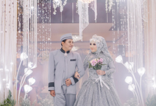 The Wedding of Machrus & Giska by Historia Wedding Planner
