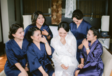 The Wedding of Mikha & Angie by Historia Wedding Planner