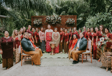 The Wedding of David & Yana by Historia Wedding Planner