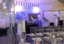 Mr. and Mrs. Langreo Wedding by Hizon's Catering