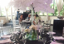 Wedding at La Pergola Verde by Hizon's Catering