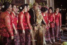 The Wedding Of Vizzily And Wahyu by Aluira Make up & Kebaya