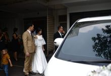 Wedding story of Zulvan n Yoe Chien by sapphire wedding car