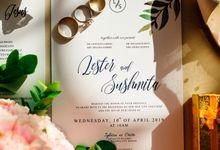Lester & Sushmita Wedding by Hikari Studios