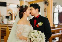 Jordan & Angie Wedding by Hikari Studios