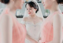 The Wedding of Hariyono & Lisa by Huemince