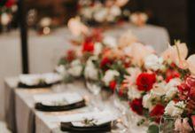Heny & Luke Wedding 29 September 2018 by Barbacoa Bali
