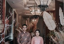 Engagment by Harum Manis Indonesian Restaurant