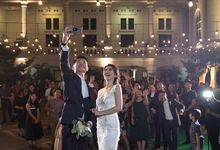 Wedding Reception Of Markus&Meivina by DJ Perpi