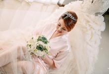 Abigail Dy's Bridal Makeup by Davey Marquez Makeup Artist