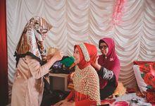 From Wedding Anang & Intan by Hanacaraka Photo Tegal