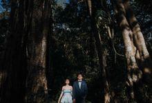 Bali Session of Frederick & Karina by NERAVOTO