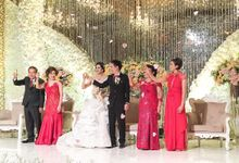 Hody & Lysia Wedding at Grand Ballroom by Grand Hyatt Jakarta