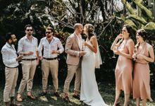 Garden Wedding by Hipster Wedding
