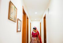 Wedding Day of Pooja and Amit at Holiday Inn Orchard Singapore (Actual Day Photography) by oolphoto