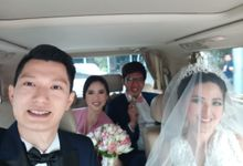 Albert & Fedora Wedding by sapphire wedding car