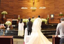 Holy Matrimony of Sebastian & Sheila by Kayika Organizer