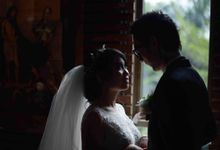 Holy Matrimony of Sebastian & Sheila by Kayika Wedding Organizer