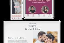 Undangan Pernikahan Digital Website by Ikatan Hati