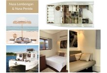 Honeymoon Package 3 Days 2 Nights (Sail to Nusa Lembongan & Nusa Penida) by Nyaman Catamaran