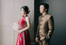 Engagement - Hendra & Melissa by State Photography