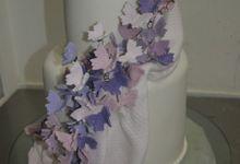 wedding cake by Hospitalityworkz PT/PMA